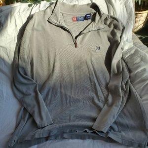 Chaps Men's XXL Pullover gray